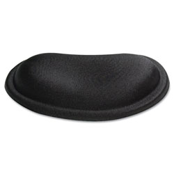 Kelly Computer Supplies Viscoflex Memory Foam Palm Support, Black. Each