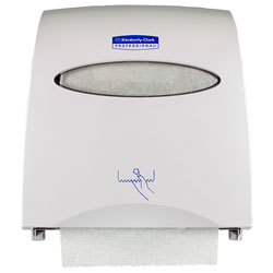 Scott® Slimroll Touchless Hard Roll Paper Towel Dispenser, White