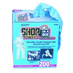 "Kimberly-Clark Shop Towels in a Box 10"" x 14"""