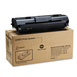 QMS 1710171001 Toner, 10000 Page-Yield, Black