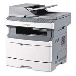 Lexmark X364dn Multifunction Laser Printer With Networking, Duplexing And Faxing.