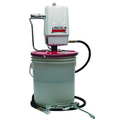 Lincoln Lubrication Heavy Duty Grease Pump for 25 50lb Drum