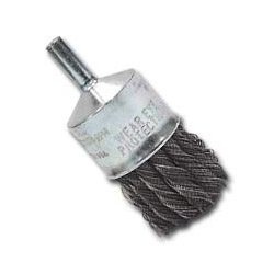 "Lisle 1"" Wire End Brush"