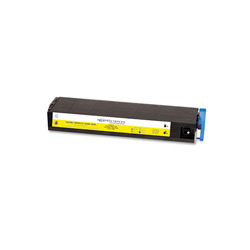 Media Sciences Laser Toner, Okidata C9300/C9500, 41963601 compatible, Yellow