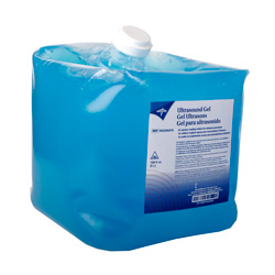 Medline Ultrasound Transmission Gel - Gel, Ultrasound, 5 Liter Jug
