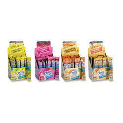 Marjack On-The-Go Mix Sticks, .08 Ounce, Raseberry Ice