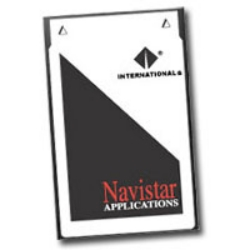 Nexiq Tech International NAVPAK Application Card for the MPC, Pro-Link Plus and Pro-Link Graphiq