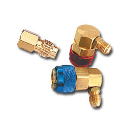 Mountain R12 to R134a Conversion Quick Connect Coupler Set