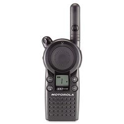 Motorola CLS-Series Business Light Duty Two Way Radio, UHF 1 Channel, 1 Watt, Black