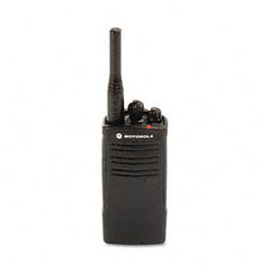 Model RDX-Series High Power Two-Way Business Radio, 10-Channel, 4 Watts, Black. Sold Individually