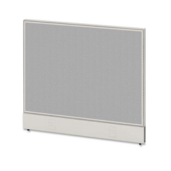 "Maxon Furniture Panel, 42""Wx48""D, Gray"