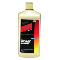 Meguiars Dual Action Cleaner / Polish 16 Oz.