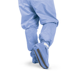 Medline Impervious and Breathable Boot Covers - Cover, Boot, Impervious, Knee-High, XLg