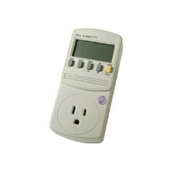 P3 International Watt Electric Usage Monitor
