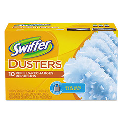 Swiffer® Refill Dusters, 10/Box