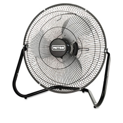 Holmes High Velocity Fan, Three Speed, Black