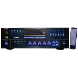 Buy Pyle Digital Media Receivers - Pyle Audio, Inc Home Theater Systems PD3000A Pyle Audio PRO - DVD Player/AV Receiver/Digital Player