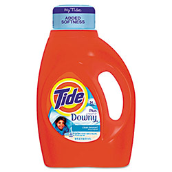 Buy 2X Ultra Tide® with a Touch of Downy®, 50 Ounce