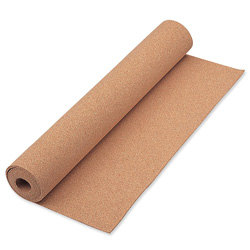 "Quartet® Cork Roll, 24""x48"", Medium Natural"
