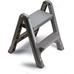 Rubbermaid Folding Two-Step Step Stool