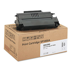 Ricoh 413460 Toner Cartridge, Black