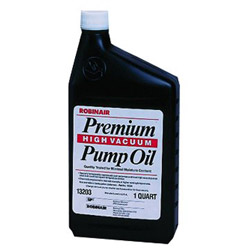 Robinair 1 Qt. A/C Premium High Vacuum Pump Oil