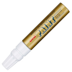 Sanford uni-paint® Marker, Broad Tip, Metallic Gold