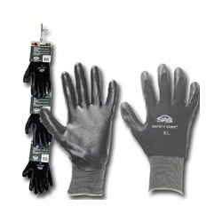 Sas Safety 640-1999 Pawz Nitrile Coated Gloves