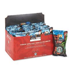 Five Star Distributors Coffee, French Roast, 2.5 oz Bag, 18 Bags/Box. Box of 18
