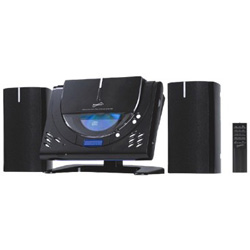 Supersonic SC-3399M - Micro System - Radio/CD/MP3