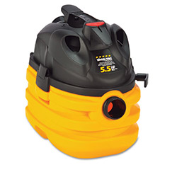 Shop Vac 5872410 Compact Vacuum Cleaner, Yellow/Black