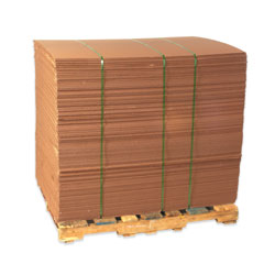 Corrugated Sheets Corrugated Layer Pads
