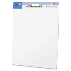 Sparco Self-stick Easel Pad, w/Carry Handle, Plain Ruled, 30 Sh, 2/CT