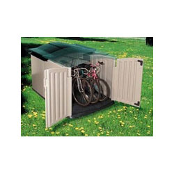 Charmant Just Get A Rubbermaid Shed Slide Top Storage Shed
