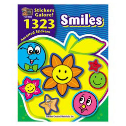Sticker Books. Pack Of 1323 Picture