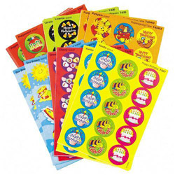 Seasons/holidays Stinky Stickers, Round, Acid Free, 432/pack. Pack Of 432 Picture
