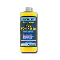 Tracer 32 Oz. Bottle POE A/C Oil w/UV Dye