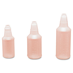 Plastic Bottles For Trigger Sprayers 16 Oz. Capacity Misc. Sprayers