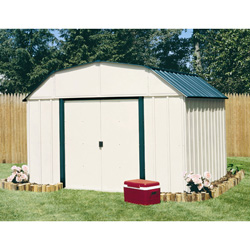 Arrow Vinyl Sheridan 10'x8' Storage Shed