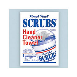 ITW Dymon Scrubs® Hand Cleaner Towels, Packet