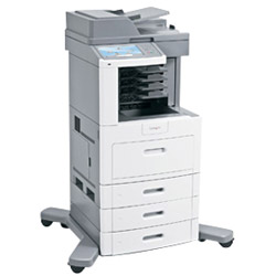 Lexmark X 658dtme MFP - Multifunction ( Fax / Copier / Printer /