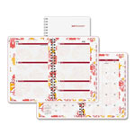 "Day Runner Weekly/Monthly Planner, 12 Mos, 5"" x 8"", White"