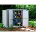 Arrow Ezee Locker 8' x 3' Outdoor Storage Shed