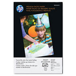 HP Premium Photo Paper, Glossy, 4 x 6, 60 Sheets/Pack