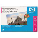 "HP Designjet Premium Plus Photo/Proof Gloss,11.3 mil, 13"" x 19"", 25 Sheets"