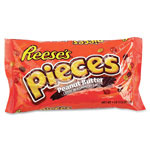 Marjack Reese''s Pieces, Peanut Butter, 17.5 oz.