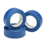 "SkilCraft Painters Tape, Crepe Backing, 1"" x 60 Yds, 5.1Mil., Blue"