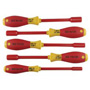 Screwdrivers and Nutdrivers - Insulated Screwdriver and Nutdriver Sets