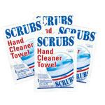 Waterless Hand Towels
