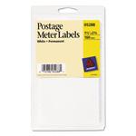 Postage Meter Labels